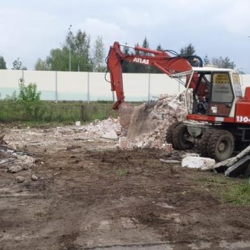 Zaczynamy kolejny etap w historii firmy. Prace na Boznańskiej rozpoczęte !